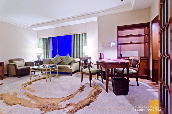 Sheraton Imperial Kuala Lumpur Suite