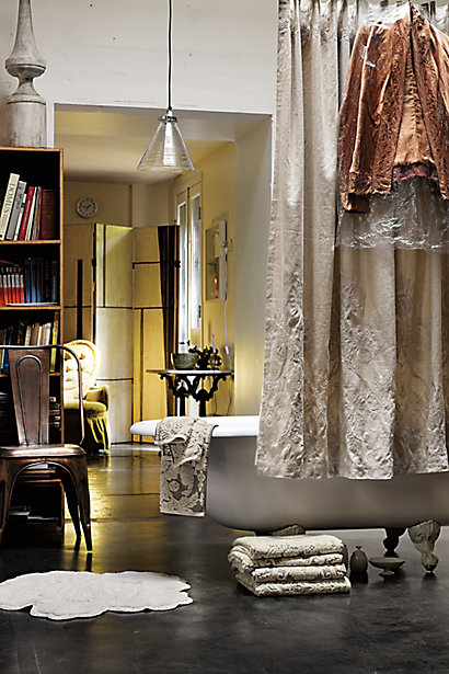 fabulous anthropologie inspired living room | Living the Anthropologie way of life...: modern vintage ...