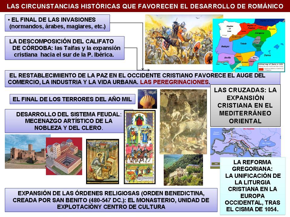Profesor De Historia Geografía Y Arte Arte Románico