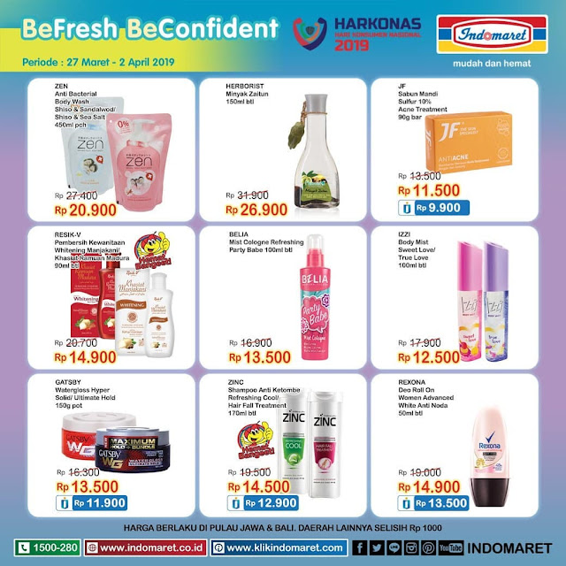 #Indomaret - #Promo #Katalog Super Hemat Periode 27 - 02 April 2019