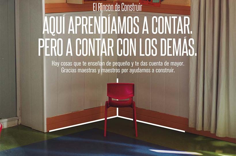 Campaña #elrincondeconstruir