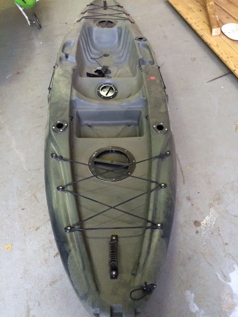 Makara Fishing Kayak - Camo