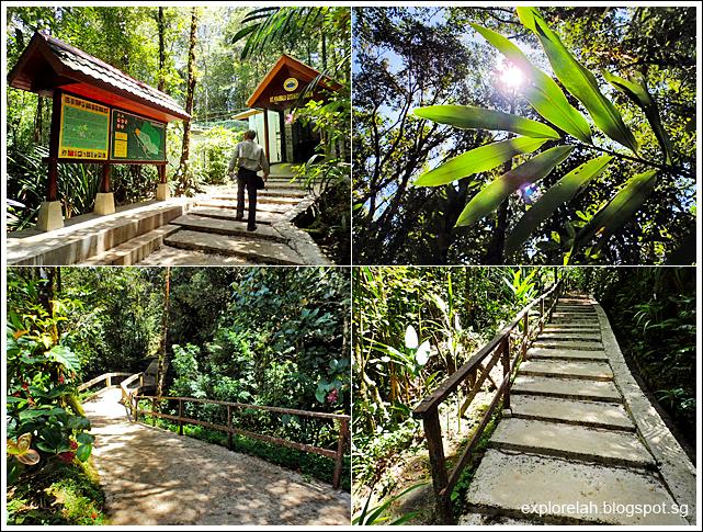 Kinabalu Park, Botanical Garden
