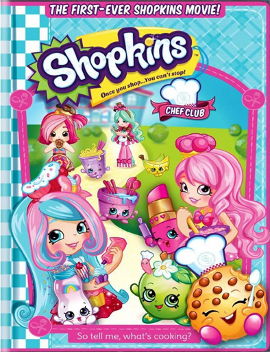 Ver Shopkins: Chef Club (2016) Online