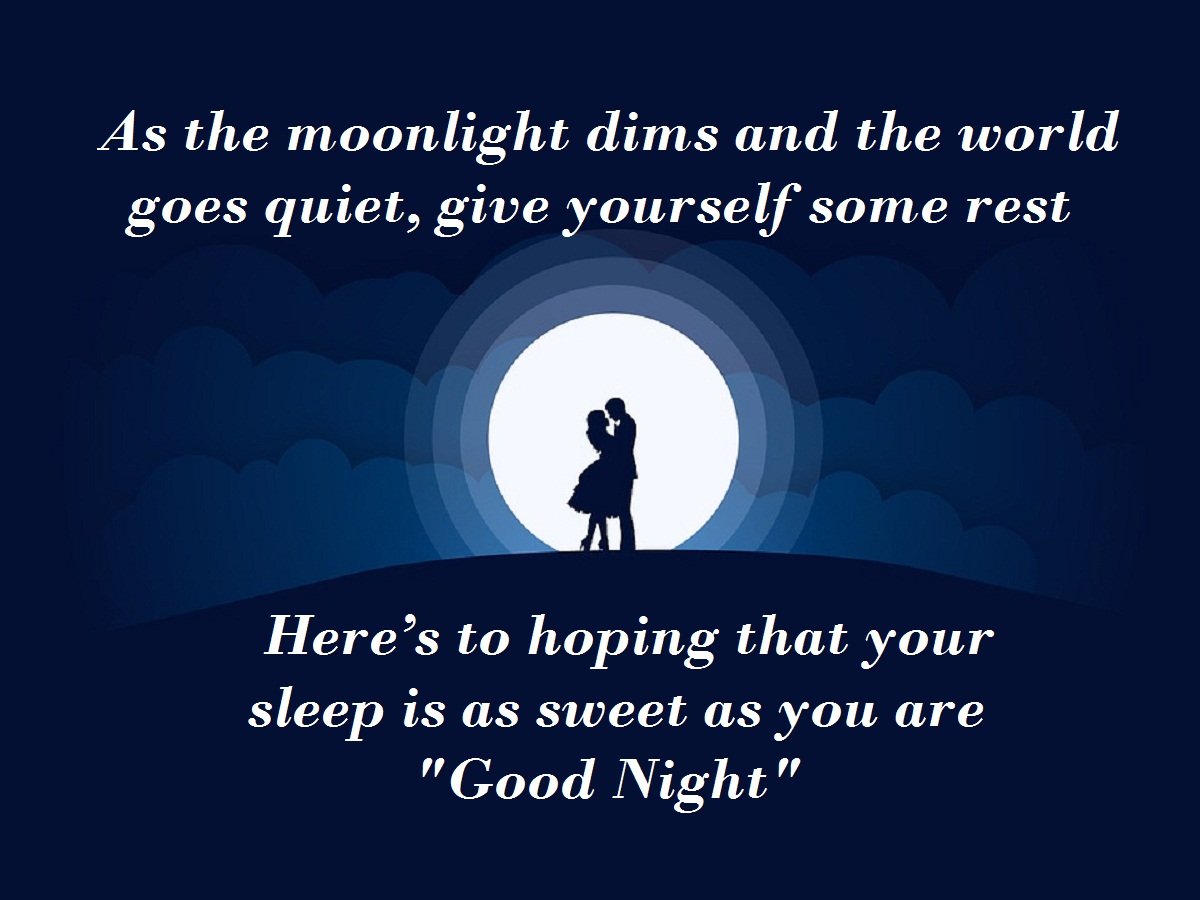 Download 50+ Best Good Night Messages For WhatsApp Images