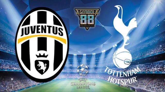 Prediksi Bola Liga Champion: Juventus vs Tottenham Hotspur 14 Febrauri 2018