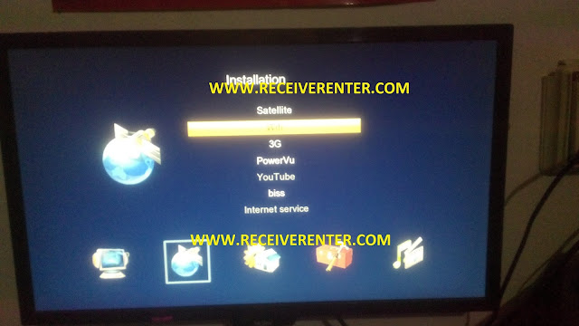 GALAXY AC DC HD RECEIVER FLASH DUMP FILE