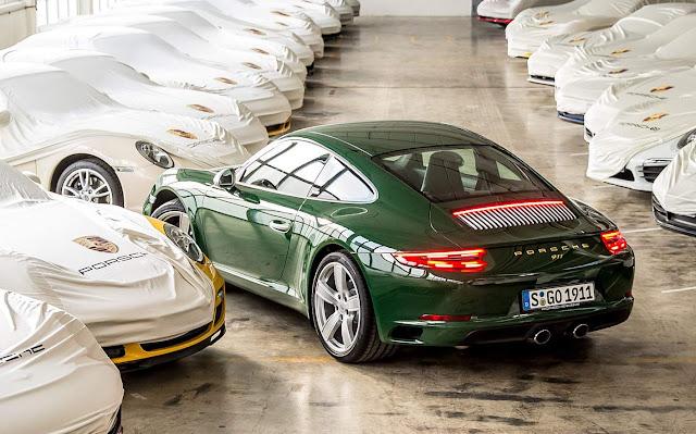 Porsche 911 1 milion