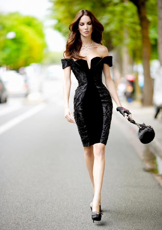 The Miami Style Blog Sleek Style The Little Black Dress