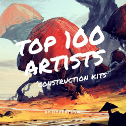 Wicked Loops - Top 100 Artists Construction Kits
