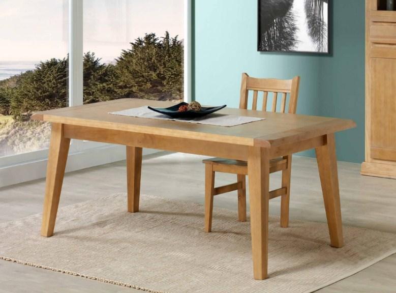 Model Meja Makan Kayu Jati Terbaru - Gambar model meja dan kursi makan kayu jati