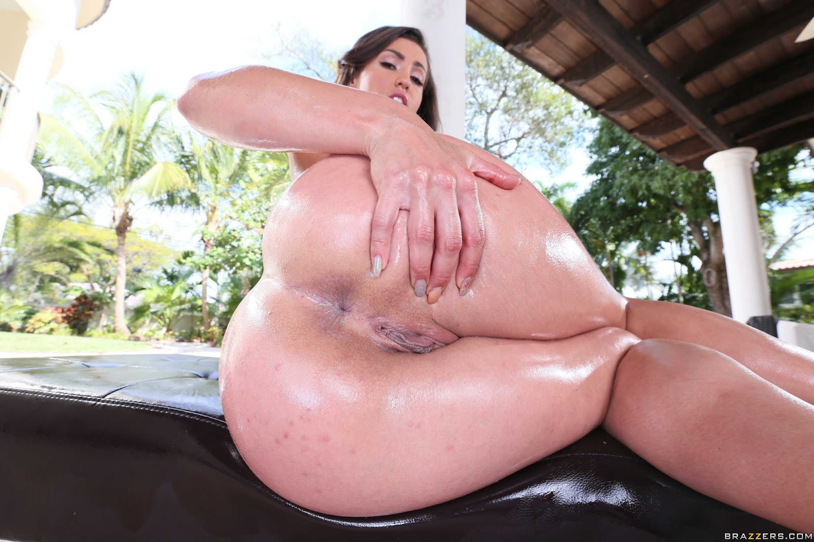 Fucking big wet ass