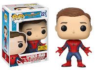 Pop! Marvel: Spider-Man - Unmasked Spider-Man