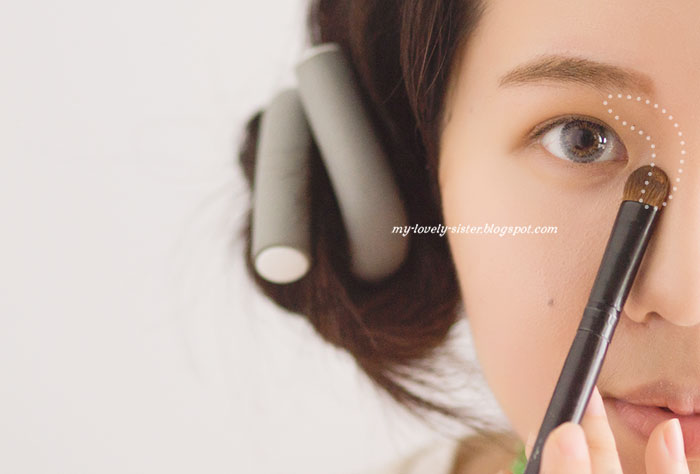 My Lovely Sister A Blog With Love Tutorial Make Up