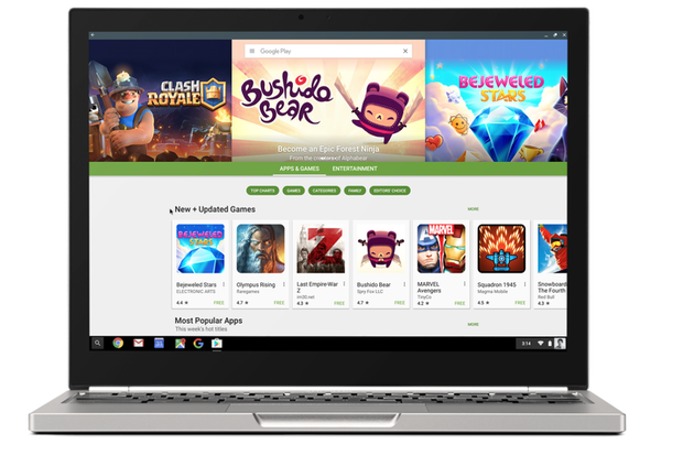 Chromebook + Android Apps is it really ready