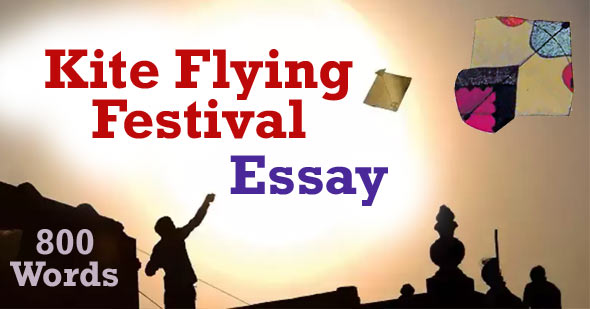 Kite Flying Festival in India Descriptive Essay (800 Words)