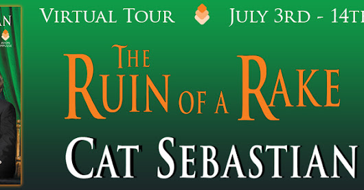 Review & Giveaway: The Ruin of a Rake by Cat Sebastian