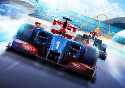 Sochi GP Formula One