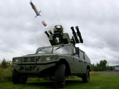 Beberapa Kendaraan Tempur Menjadi Sistem Pertahanan Negara Indonesia