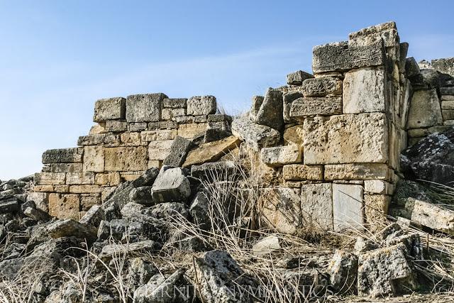 Torre de flanqueo cuadrada