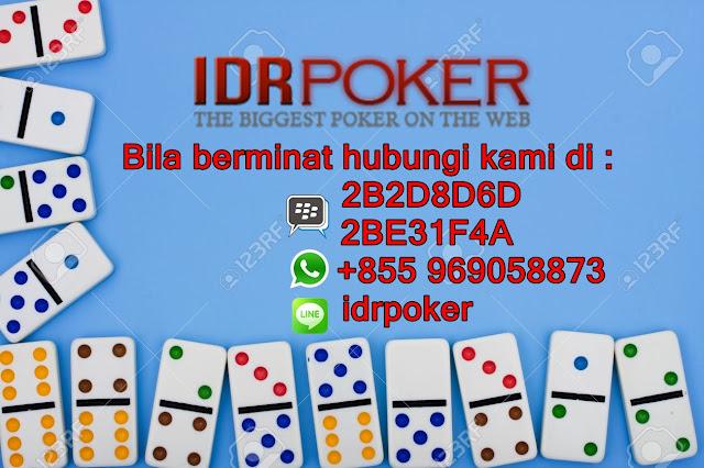 Mencari situs judi online memang lah bukan kasus gampang Idrpoker.com Situs BandarQ, Judi Domino 99 Terbaik dan Terpercaya di Indonesia
