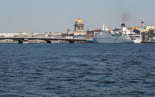 Санкт-Петербург, Нева (St. Petersburg, Neva river)