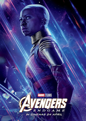 Marvel's Avengers: Endgame Theatrical One Sheet Character Movie Poster Set