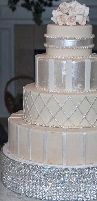 Bling Cake Stand Rental