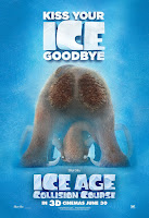 ice age five poster 1