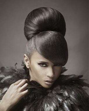 Top 15 Black Hairstyles With Buns and Bangs | Hairstyles ...