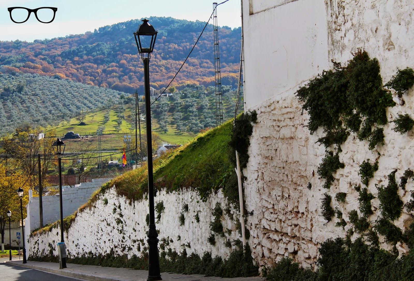 Calle Cazalla de la Sierra
