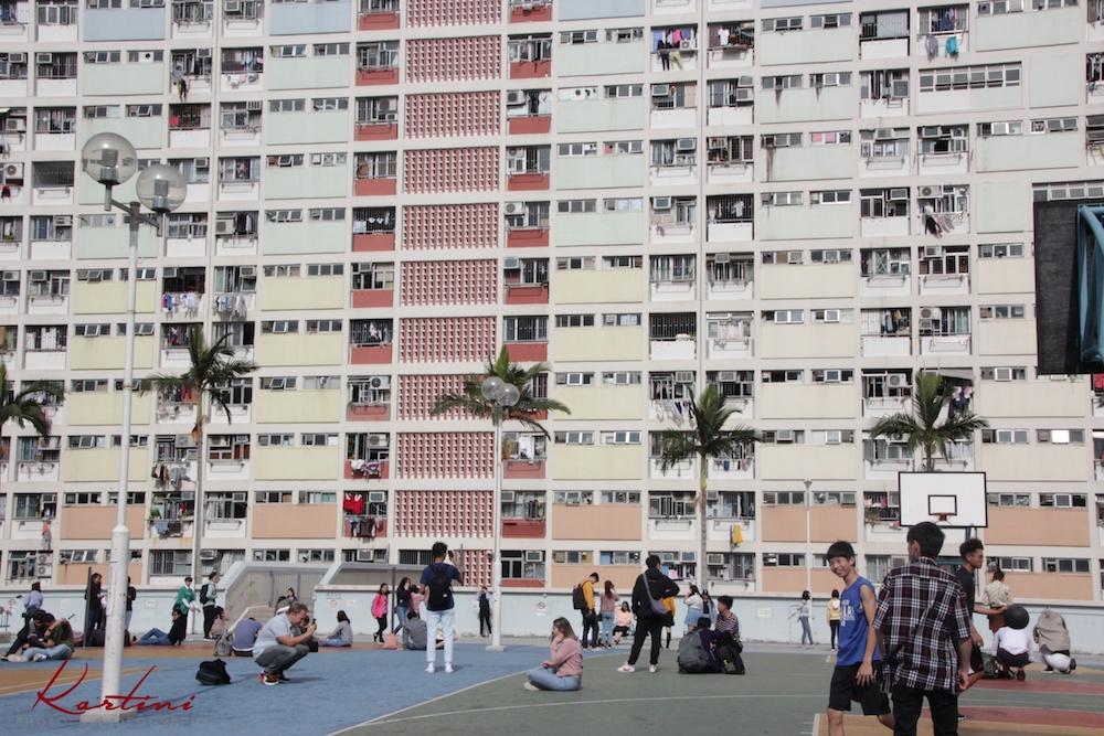 Choi Hung Estate,Tempat Menarik Yang Instagramable Banget di Hong Kong