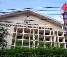 Info Pendaftaran Mahasiswa Baru ( UBK ) Universitas Bung Karno 2017-2018