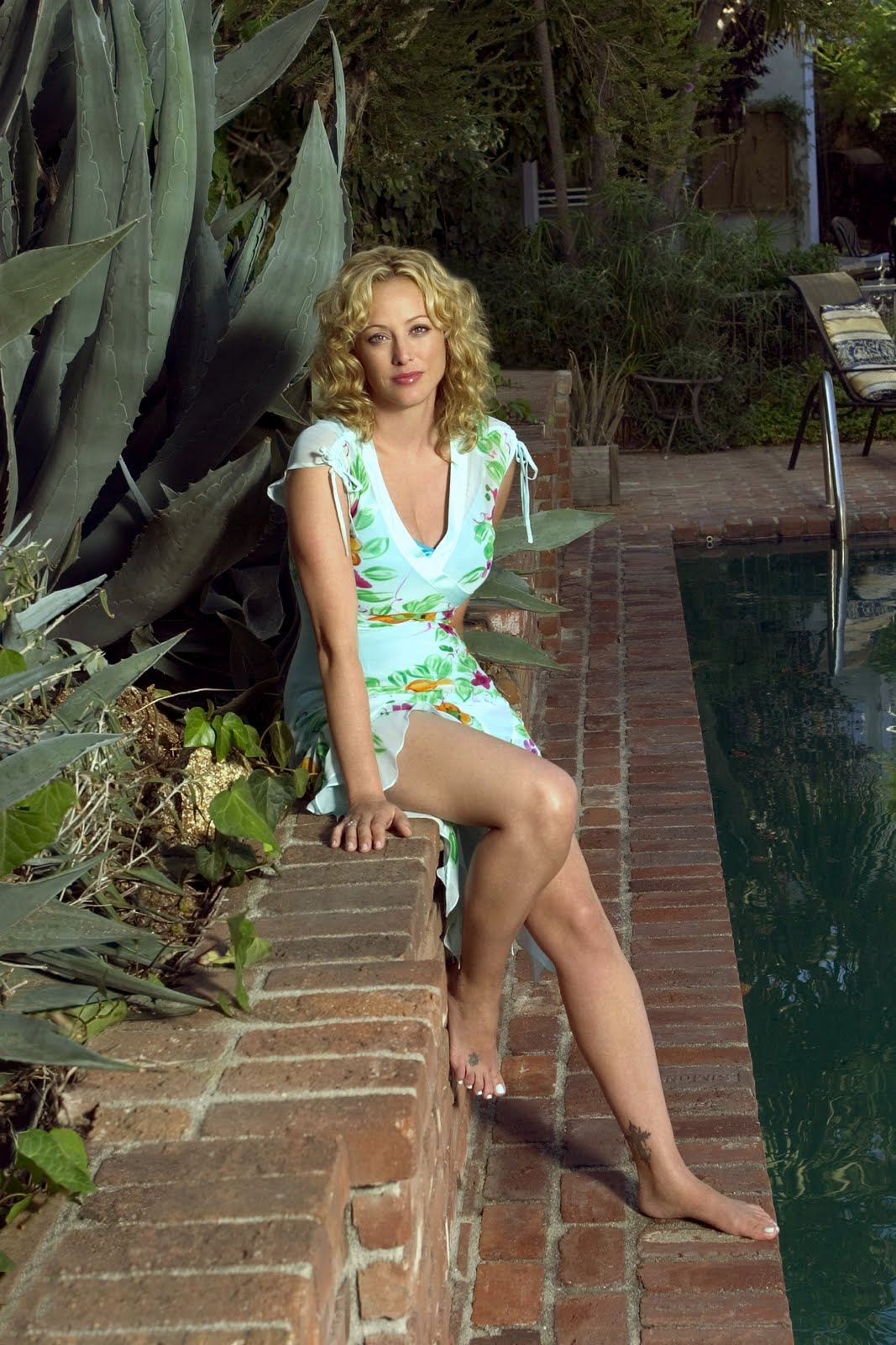 virginia madsen nude feet