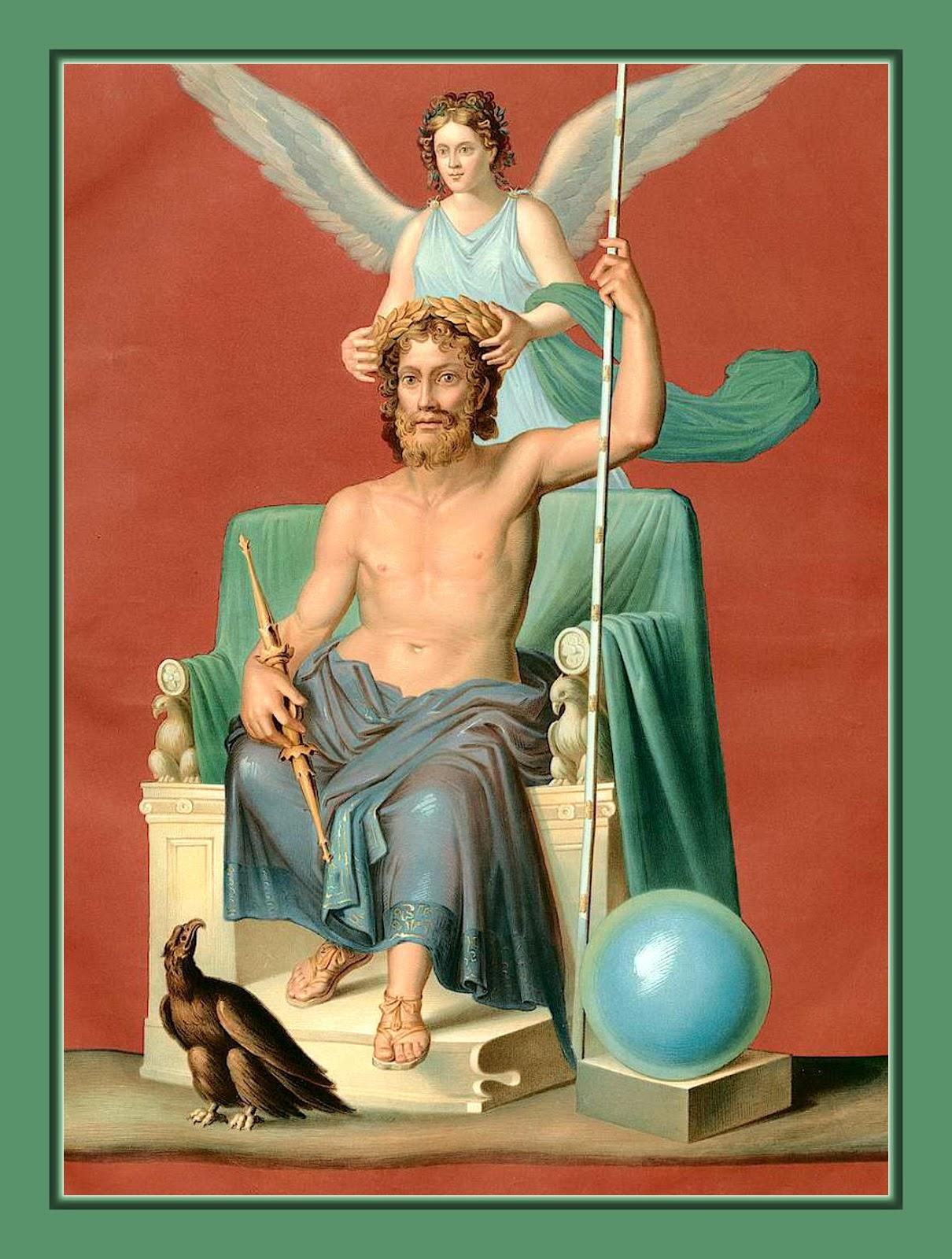 Λατρευτικά προσωνύμια του Διός στη Θεσσαλία και η σημασία τους 088ec1b8fed