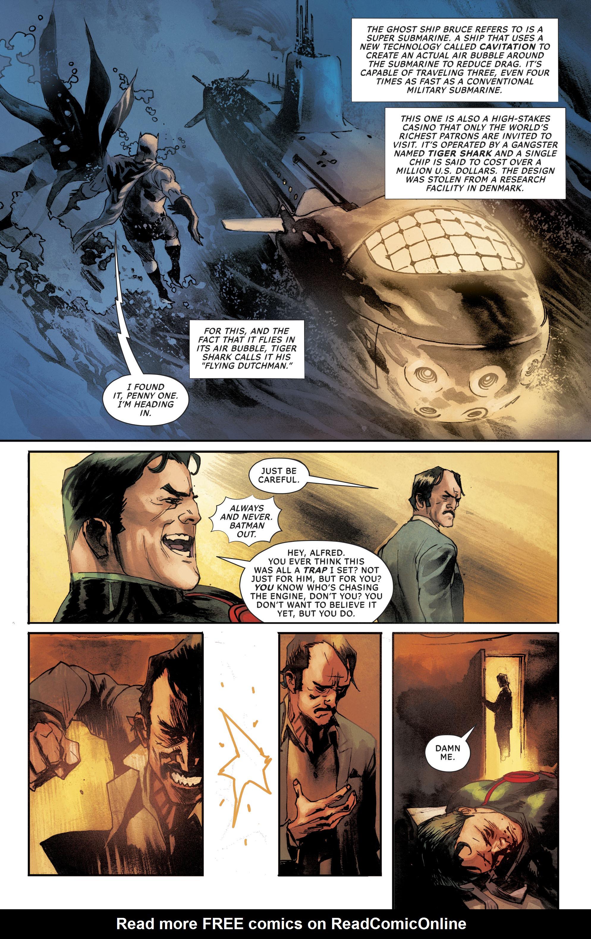 Read online All-Star Batman comic -  Issue #11 - 19