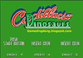 Cadillack of Dinosaurs (video) - Game Dingdong