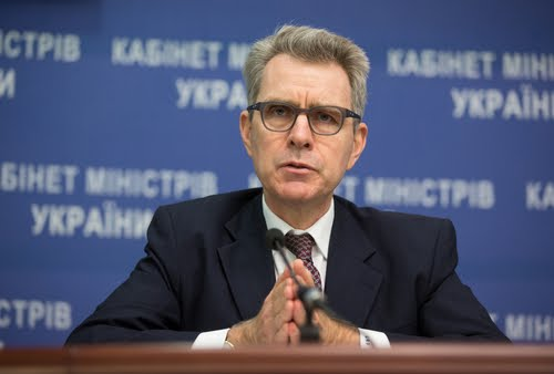 You must be kidding, US Ambassador Geoffrey R. Pyatt