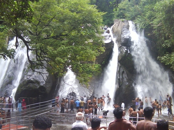 Courtallam_Five_Falls_Tirunelveli_District
