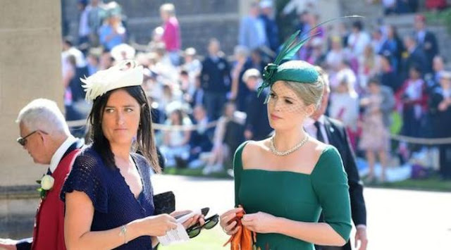 Cantiknya Lady Kitty Spencer, Keponakan Putri Diana yang Bikin Publik Gagal Fokus
