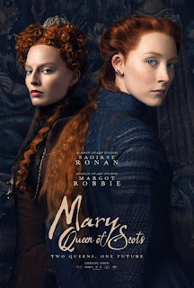 Mary Queen of Scots First Look Poster