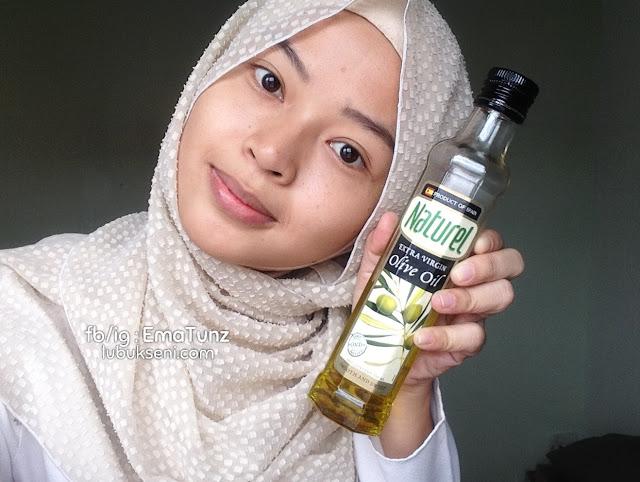 petua minyak zaitun _ ibu mengandung _ elak rekahan gatal perut _ ema tunz _ lubuk seni 01