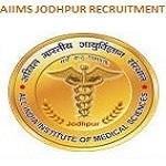 AIIMS Jodhpur Recruitment 2018