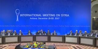 Πρόταση για συνάντηση συριακής κυβέρνησης και αντιπολίτευσης στα τέλη Ιανουαρίου στο Σότσι