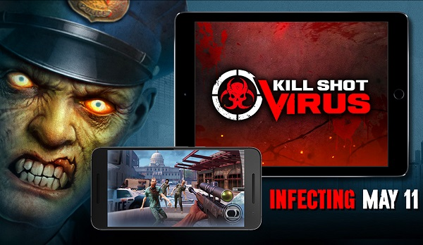 Download Kill Shot Virus MOD APK No Reload Game