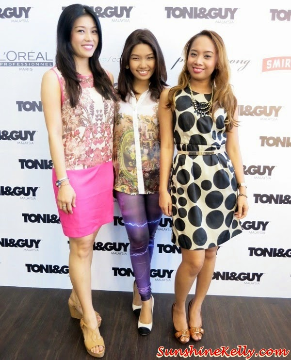 Toni & Guy 50/50 Collection, Toni & Guy 10th Anniversary Celebration in Malaysia, Toni & Guy, Toni & Guy Malaysia, hair salon, hair show, hair trend, hair collection 2014