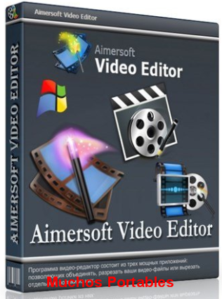 Aimersoft Video Editor Portable
