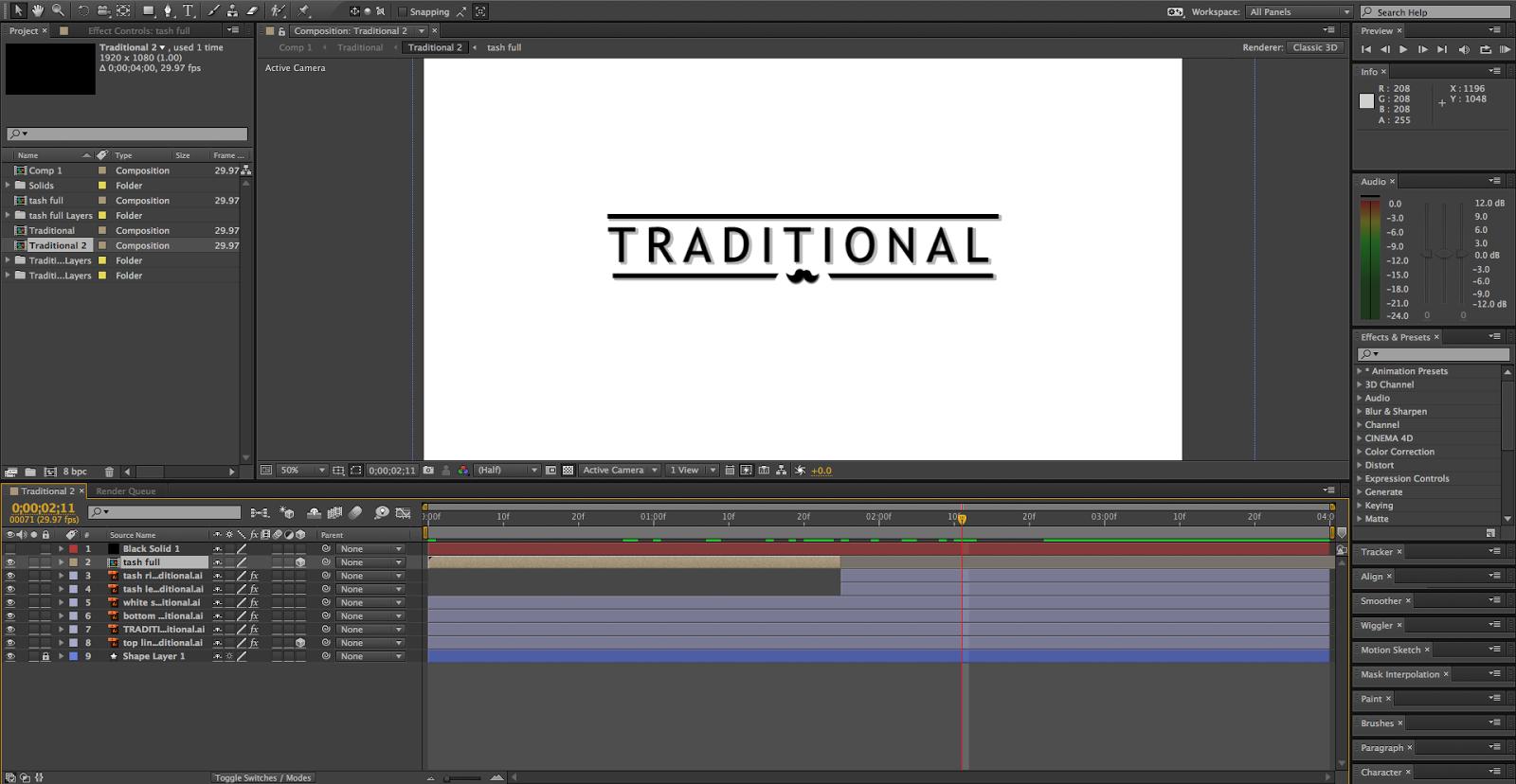 96+ Kinetic Typography Tutorial Youtube. Kinetic ...