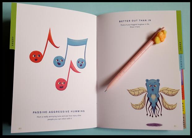 Creative Space Journal - Journal through 100 art projects