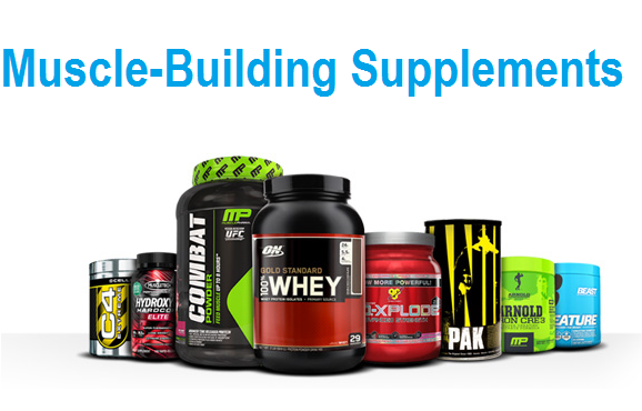Best Supplements to Gain Muscle Mass